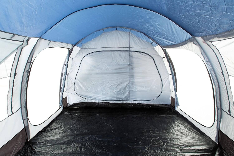 li il campfeuer tunnelzelt innenansicht zelt kaufen. Black Bedroom Furniture Sets. Home Design Ideas
